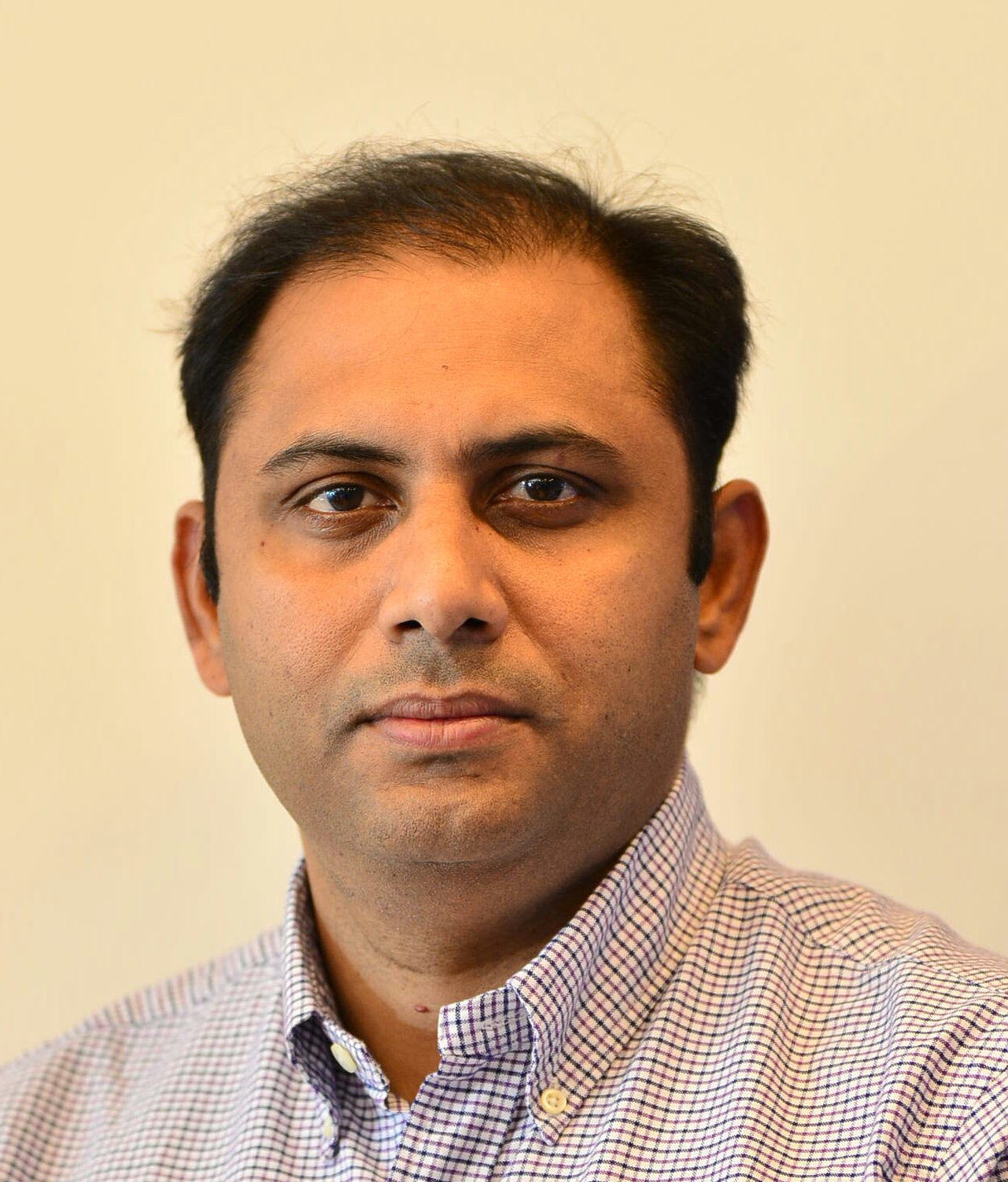 Dr Santhosh Davies, GP Clinical Lead, Burnley